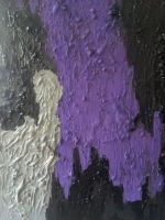Untitled abstract painting 3 by mekkasop