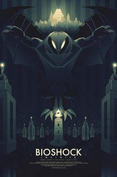Bioshock Infinite by FabledCreative