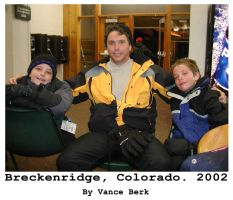 Breckenridge, Colorado.  2002 by NicanorJourney