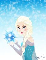 Frozen by ArtsyMaria