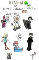 Starkid is totally awesome by madperson42