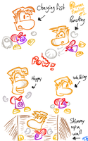 Rayman Practice 2 by Supasketch120