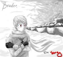 Prussia- Bruder, I'm Sorry by Noopy10