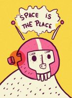Space is the place by orangehamster