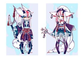 (Auction) Adopts Batch #6 - Closed by Yumigomy