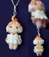 Princess Tutu Necklace by PaleMint