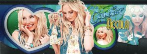 +Edicion Candice Accola by Moustachwoman