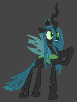 Minecraft - Queen Chrysalis by ante8787