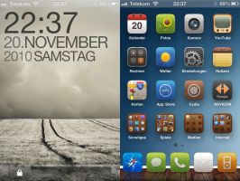 My new iPhone 4 by Jannomag