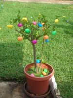 Easter Tree by orngbela