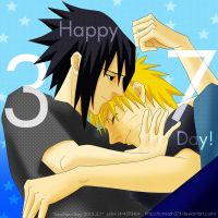 Happy SasuNaru Day! by romizoh373