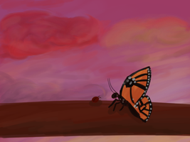 Speed paint- Sunsets by Ramvling