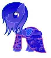 Improved Version of Moonbeam's Dress by StormDragon3