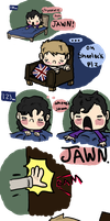 JAWWWWWWN. by The-Investigators