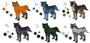 Wolf Point Adopts by Margie22