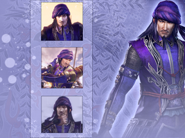 Jia Xu DW7 wallpaper by Paulinos