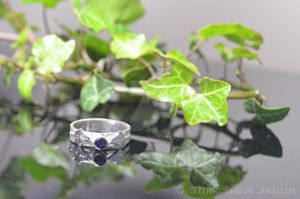 amethyst amongst the ivy by WallaceReg