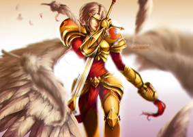 Kayle by ptato