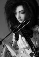Viola solo by Furious-Dee