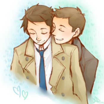 destiel by Life-Writer