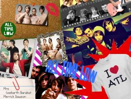 All Time Low Wallpaper by VogueGirlDesigns
