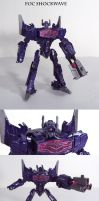 FoC Shockwave by Unicron9