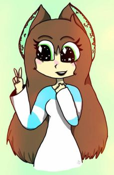 New profile picture (edited) by ShadowWolf30303