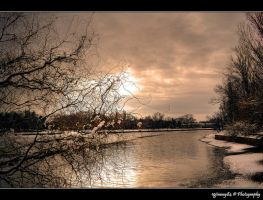 frozen twilight by Iulian-dA-gallery