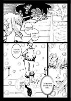 Manga sample: pg 1 by scribbletalk