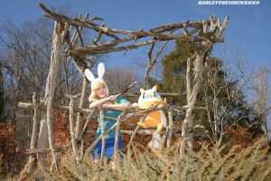 Fionna The Human:  Fort Fun by HarleyTheSirenxoxo