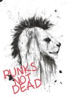 Punks not dead by soltib