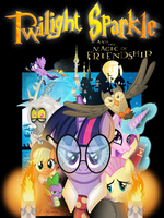 My Little Pony/Harry Potter 1 Poster by Knadow-the-Hechidna