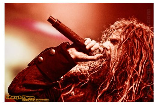Rob Zombie - 2009 by MrSyn