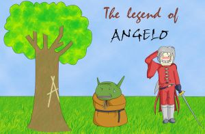 The legend of ANGELO by Sophalone