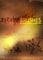 Floral Brushes by Learnt