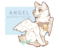 [auction|1h left|AB reduced] Sweet Angel by Lusomnia
