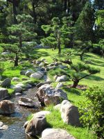 Japanese garden 11 by stockdeana