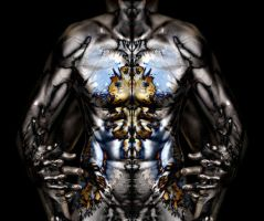 Heavy Metal man by aricephoto