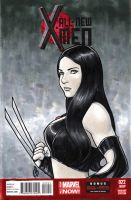 X-23 by BigChrisGallery