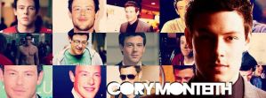Cory Monteith. by xmagicaltouchx