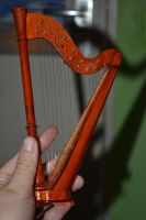 harp by Goddes-of-time