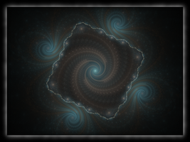 Spirals with square by Neferit