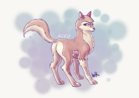 Aleu by WrongRat