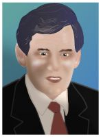 Gordon Brown by omagrandmother