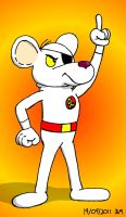 Danger Mouse by BrunoMeles