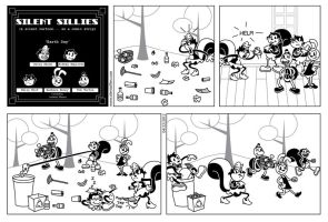 Silent Sillies 009 - Earth Day by JK-Antwon