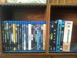 My Blu-Ray Collection by mch8