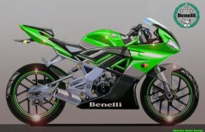 BENELLI 50 Racing Kid by obiboi