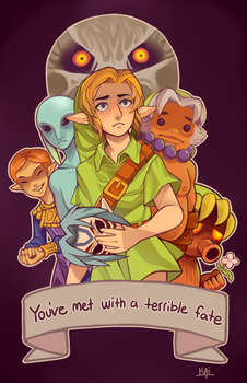 You've Met with a Terrible Fate by KaiTexel