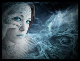 .:Ice Queen:. by Blazing-Wolf1763